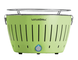 Barbacoa Lotusgrill Minigrill G-GR-280, color verde