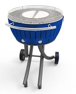 Barbacoa Lotus Grill XXL, color azul LG-TB-600